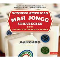 American Mah Jongg Strategies by Elaine Sandberg, 9780804842341