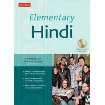Elementary Hindi: (Mp3 Audio CD Included), 9780804844994