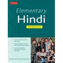 Elementary Hindi Workbook by Richard Delacy, 9780804845038