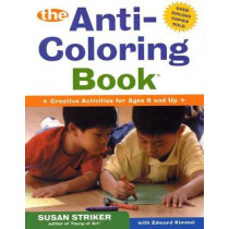 The Anti-Coloring Book by Susan Striker, 9780805068429