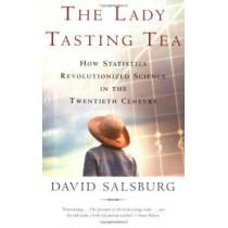 The Lady Tasting Tea by David Salsburg, 9780805071344