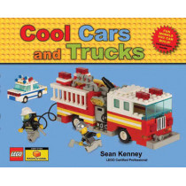 Cool Cars and Trucks by Sean Kenney, 9780805087611