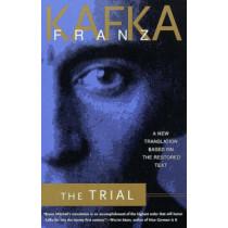 The Trial by Franz Kafka, 9780805209990