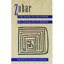 Zohar, The Book Of Splendour by Gershom Gerhard Scholem, 9780805210347