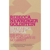 Betraying Spinoza by Rebecca Goldstein, 9780805211597