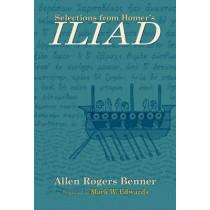 """Selections from Homer's """"Iliad"""" by Homer, 9780806133638"""