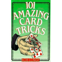 101 AMAZING CARD TRICKS, 9780806903422