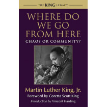 Where Do We Go From Here by Martin Luther King, Jr., 9780807000670