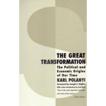 The Great Transformation by Karl Polanyi, 9780807056431