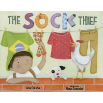 The Sock Thief by Ana Crespo, 9780807575383