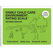 Family Child Care Environment Rating Scale FCCERS-R by Thelma Harms, 9780807747254