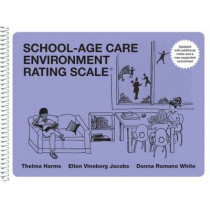 School-Age Care Environment Rating Scale (SACERS) by Thelma Harms, 9780807755099