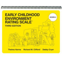 Early Childhood Environment Rating Scale (ECERS-3) by Thelma Harms, 9780807755709