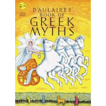 D'Aulaires' Book of Greek Myths by Ingri D'Aulaire, 9780808580065