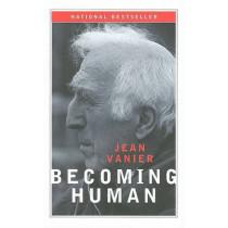 Becoming Human by Jean Vanier, 9780809145874