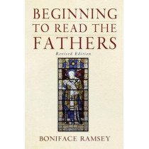 Beginning to Read the Fathers by Boniface Ramsey, 9780809147540