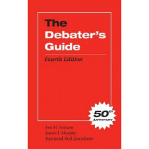 The Debater's Guide by Jon M. Ericson, 9780809330348