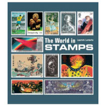 The World in Stamps by Laurent Lemerle, 9780810955196