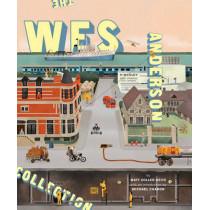 The Wes Anderson Collection by Matt Zoller Seitz, 9780810997417