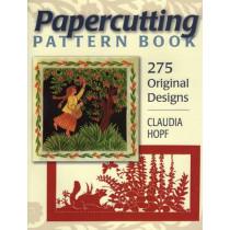 Papercutting Pattern Book: 275 Original Designs by Claudia Hopf, 9780811705752