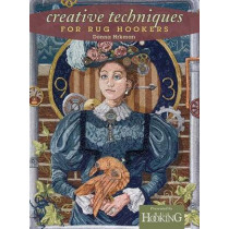 Creative Techniques for Rug Hookers by Donna Hrkman, 9780811713344