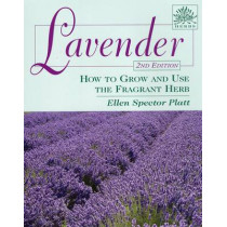 Lavender: How to Grow and Use the Fragrant Herb by Ellen Spector Platt, 9780811735469