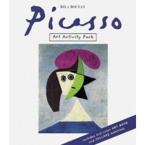 Art Activity Pack: Picasso by Mila Boutan, 9780811820295