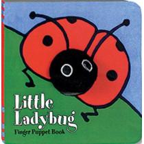 Little Ladybug: Finger Puppet Book by Monique Stephens, 9780811848480