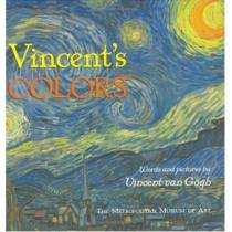 Vincents Colours by Vincent van Gogh, 9780811850995