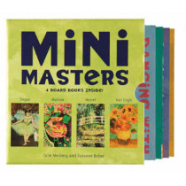 Mini Masters Boxed Set by Suzanne Bober, 9780811855181