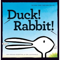 Rabbit, Duck! by Amy Krouse Rosenthal, 9780811868655