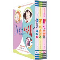Ivy and Bean Boxed Set 2 by Annie Barrows, 9780811876650