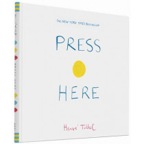 Press Here by Herve Tullet, 9780811879545