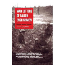War Letters of Fallen Englishmen by Laurence Housman, 9780812218152