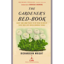 The Gardener's Bed-Book by Richardson Wright, 9780812968736