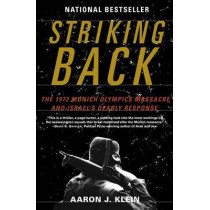 Striking Back by Aaron J Klein, 9780812974638