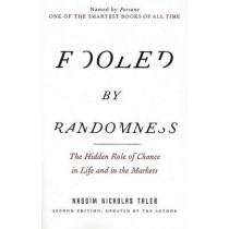 Fooled By Randomness by Nassim Nicholas Taleb, 9780812975215