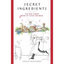 Secret Ingredients by David Remnick, 9780812976410