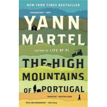 The High Mountains of Portugal by Yann Martel, 9780812987034