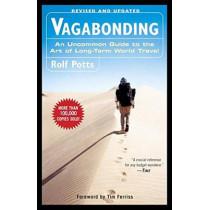 Vagabonding by Rolf Potts, 9780812992182
