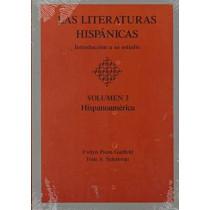 Las Literaturas Hispanicas: Introduccion a Su Estudio : Hispanoamerica by Evelyn Picon Garfield, 9780814318652