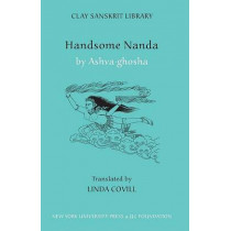 Handsome Nanda by Linda Covill, 9780814716830