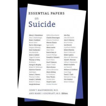 Essential Papers on Suicide by John T. Maltsberger, 9780814755501