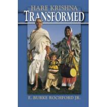 Hare Krishna Transformed by E. Burke Rochford, 9780814775790