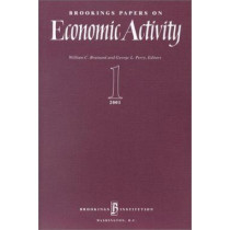 Brookings Papers on Economic Activity 2001:1 by William C. Brainard, 9780815712671