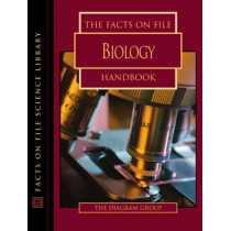 The Facts on File Biology Handbook by The Diagram Group, 9780816045846