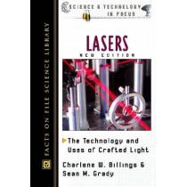 Lasers by Charlene W. Billings, 9780816047840