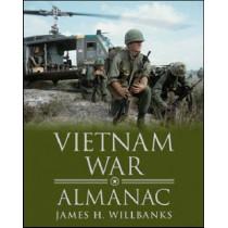 Vietnam War Almanac: Almanacs of American Wars, 9780816082483