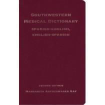 Southwestern Medical Dictionary: Spanish-English, English-Spanish by Margarita Artschwager Kay, 9780816521555