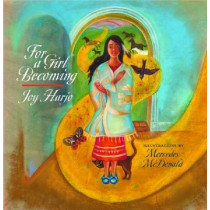 For a Girl Becoming by Joy Harjo, 9780816527977